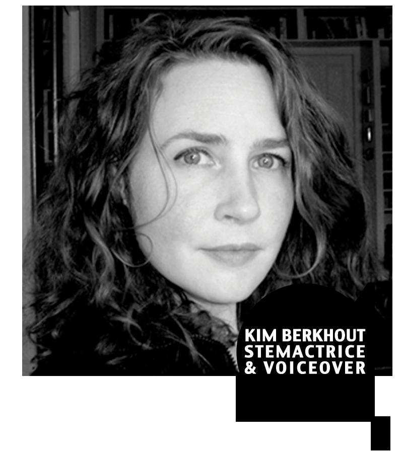 KIM BERKHOUT